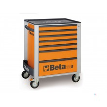 Beta 7 Loading Werkzeugwagen Orange - C24S 7 / O - 024002071