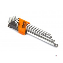 BETA 9 piece 110 degree Allen key set - 96 bpa / sc9