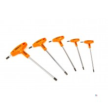 BETA 5-piece Allen handle set - 96 t / s5p