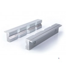HBM aluminum top jaws with double f