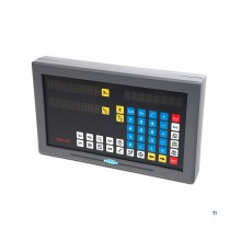 HBM 2 axis digital readout cabinet for HBM glass scales