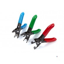 HBM 3-piece fuel line pliers set
