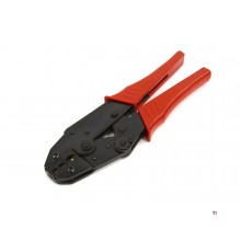 HBM cable crimping pliers, cable lugs, wire end sleeves