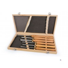 HBM 6 - b wood turning tool set
