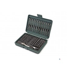 Mannesmann 113-piece bit set in casette 29830