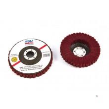 ruedas HBM pulido y discos de lijado para amoladora angular GRUESO MEDIO