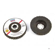 HBM pulido ruedas y discos de lijado para Fine amoladora angular