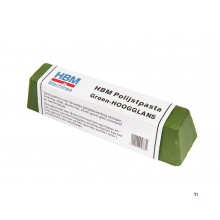 HBM polishing paste green - high gloss