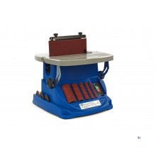 HBM profi oscillating belt sander and spindle sander