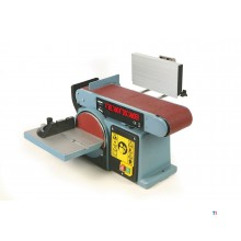 HBM 100 professional belt and disc grinder