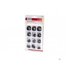 HBM 50 Piece O Rings Assortment Metirsche Størrelser