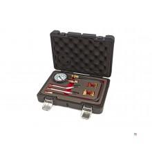 Hbm 8-delad professionell komprimeringstestare för bensinmotorer