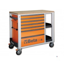 Beta Mobile Workbench Orange - C24SL / O - 024002101