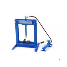 HBM 4 ton hydraulic workshop press / frame press