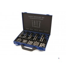 HBM M 5 - M 12 Thread Repair Kit with Extra Long 2D Thread Bushings