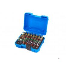 HBM 40 Piece 25 mm. Professional bit set
