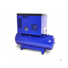 Michelin 5.5 HP 270 liters lyddempet kompressor MCX 598/300 N - brukt