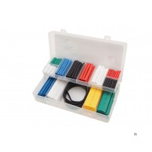 HBM 171 piece heat shrink tube assortment