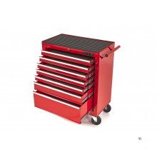 HBM 7 drawers tool trolley small