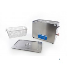 HBM 25 liter ultrasonic cleaner