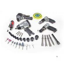 Set di utensili pneumatici HBM da 42 pezzi