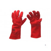 HBM 350 mm professional welding gloves