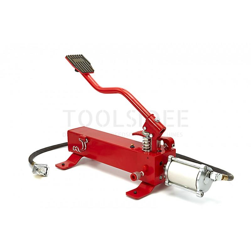Pompe /à pied hydraulique et pneumatique HBM