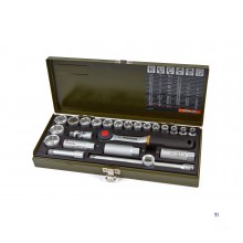 Proxxon 24-piece socket wrench set 3/8