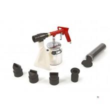 HBM Spotstraalpistool met 5 Nozzles