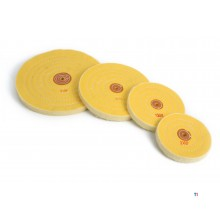 HBM Polishing Wheel Yellow