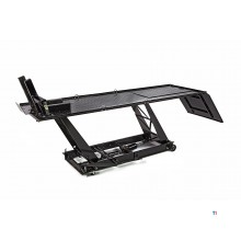 HBM 300 hydraulic motor lift table - black