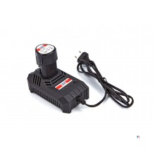 HBM battery and battery charger for the HBM professional polisher, sander on battery - 75 mm