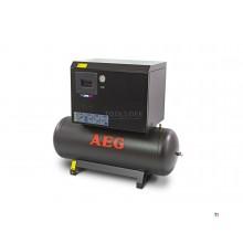 AEG 270 Liter 10 PK Geluidgedempte Compressor