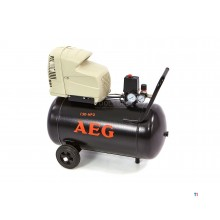 AEG 50 Liter Kompressor