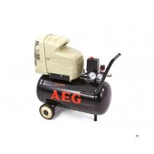 AEG 24 litros Compresor