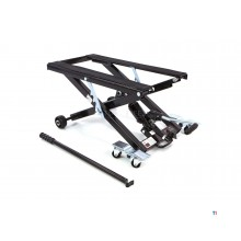 HBM Universal Mobile Motor Lift - BLACK