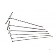 HBM professional 6-piece telescopic caliber set 8/300 mm
