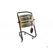 Dominar calentador eléctrico infrarrojo Salón 3000