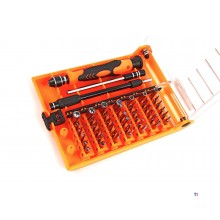 HBM 45-piece professional precision screwdriver set
