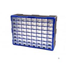 Cassettiera HBM 64 cassetti, armadio assortimento, sistema di archiviazione