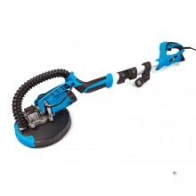 HBM 225 mm wall and ceiling sander - 750 watt with LED lamp