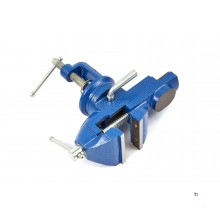 HBM 60 mm vice with table clamp