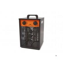 elektrische Heizung b3000 aufheizen
