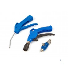 HBM 3-piece professional blow gun set