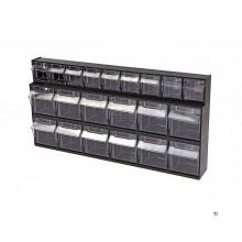 ERRO 21 Bakken, Ladenkast, assortimentskast, Opbergsysteem