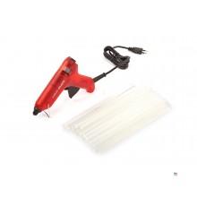 steinel 058159 gluefix glue gun with glue sticks