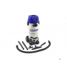 Acero Michelin 1250 vatios profesional de acero húmedo y seco de vacío de construcción