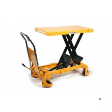 HBM 1000 kg. mobile work table / lifting table