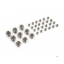 HBM loose stainless steel wire sockets