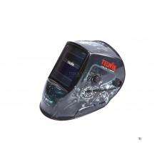 Casco per saldatura automatica Jaguar Cyborg di Telwin